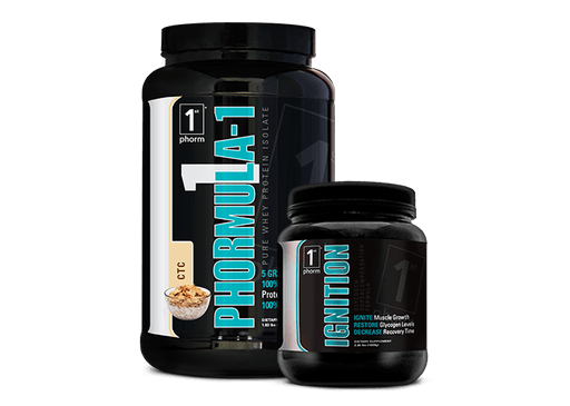 1st Phorm - Post Workout Stack