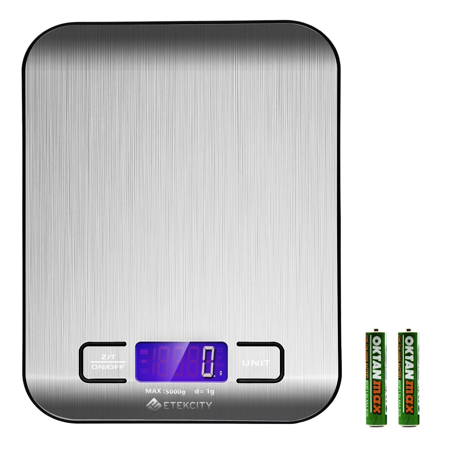Stainless Steel Digital Food Scale